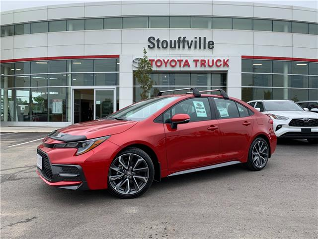 2021 Toyota Corolla SE (Stk: 210307) in Whitchurch-Stouffville - Image 1 of 30