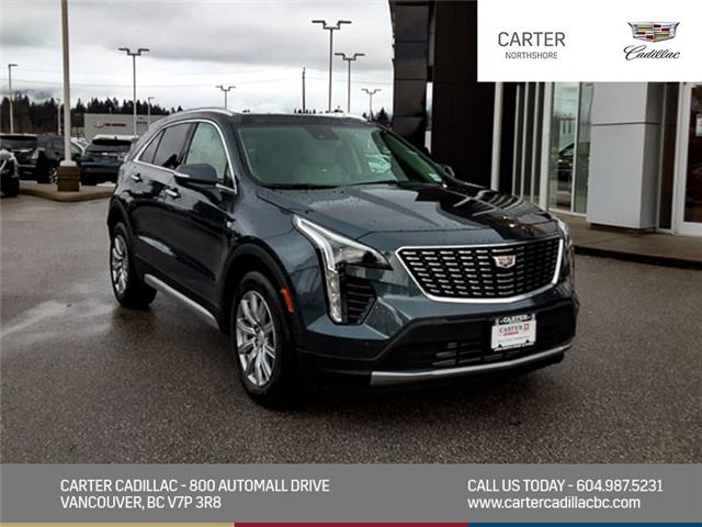 2021 Cadillac XT4 Premium Luxury (Stk: 1D97850) in North Vancouver - Image 1 of 23