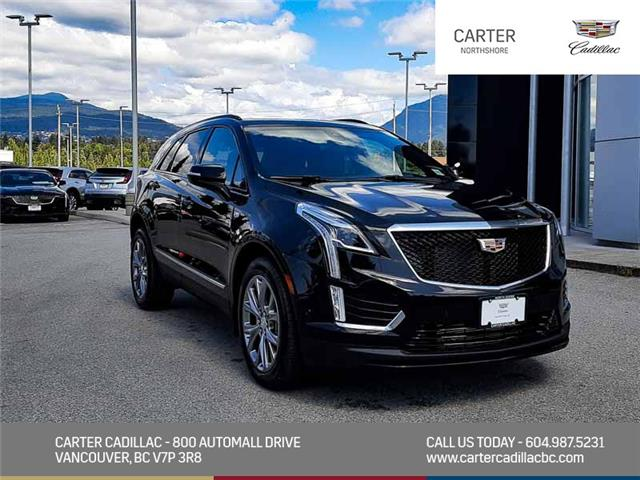 2021 Cadillac XT5 Sport (Stk: 1D28590) in North Vancouver - Image 1 of 24