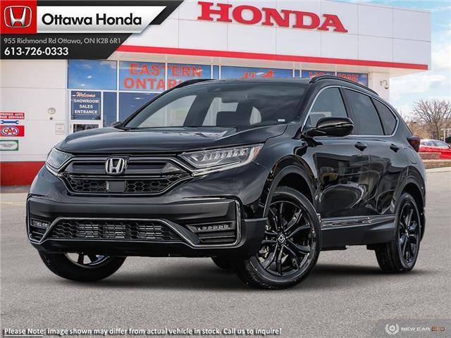 2021 Honda CR-V Black Edition (Stk: 344320) in Ottawa - Image 1 of 23