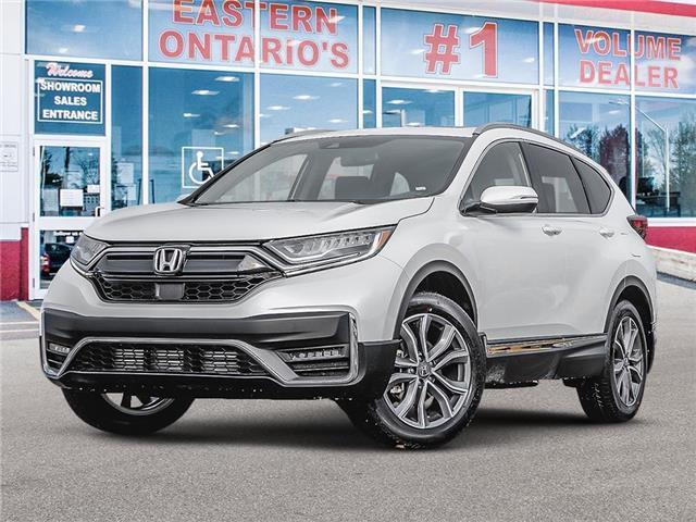 2021 Honda CR-V Touring (Stk: 348200) in Ottawa - Image 1 of 23