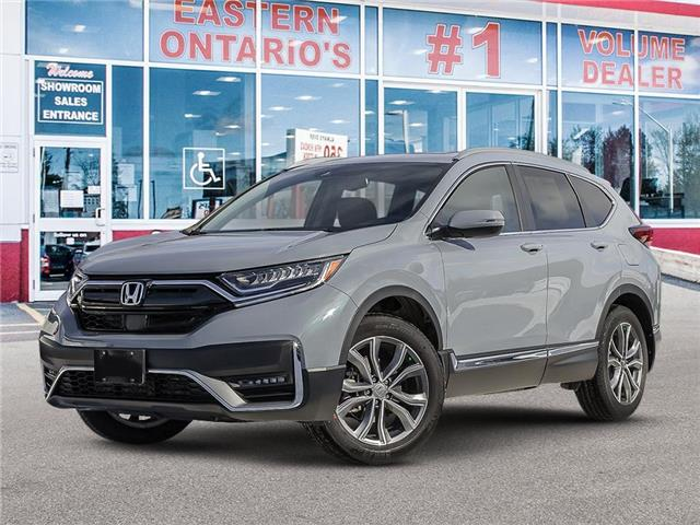 2021 Honda CR-V Touring (Stk: 347050) in Ottawa - Image 1 of 21