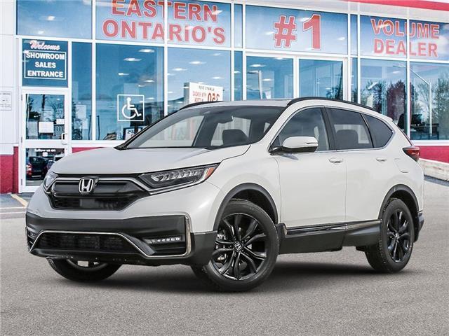 2021 Honda CR-V Black Edition (Stk: 348410) in Ottawa - Image 1 of 23