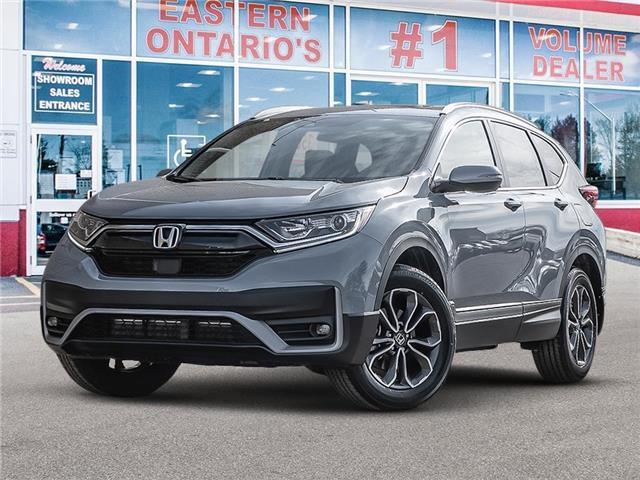 2021 Honda CR-V EX-L (Stk: 348100) in Ottawa - Image 1 of 22