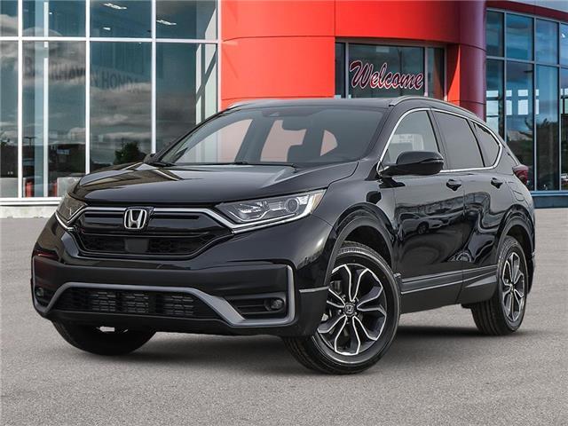 2021 Honda CR-V EX-L (Stk: 3441) in Ottawa - Image 1 of 23