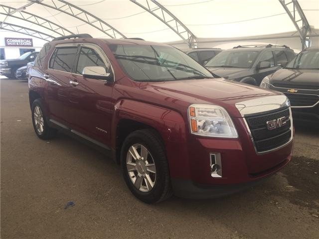 2011 GMC Terrain SLE-2 (Stk: 131725) in AIRDRIE - Image 1 of 19
