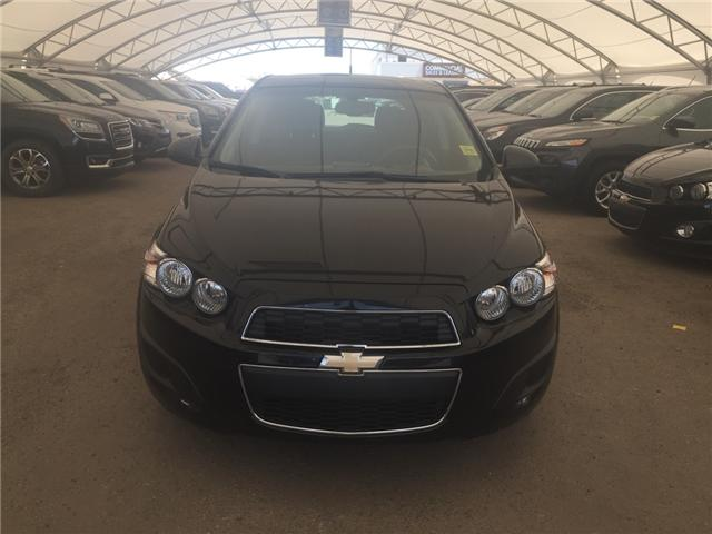 2014 Chevrolet Sonic LT Auto (Stk: 166001) in AIRDRIE - Image 2 of 20