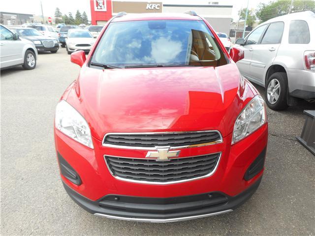 2014 Chevrolet Trax 1LT (Stk: PZ1481) in Regina - Image 2 of 21