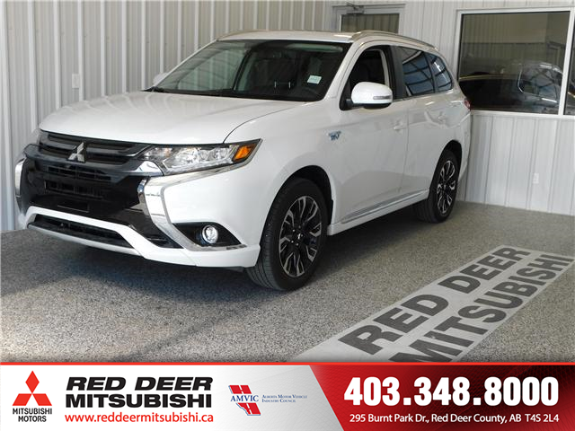 2018 Mitsubishi Outlander PHEV  (Stk: T187562A) in Red Deer County - Image 1 of 17