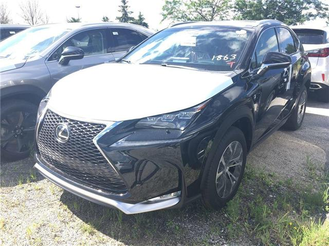 2017 Lexus NX 200t Base (Stk: 138711) in Brampton - Image 1 of 4