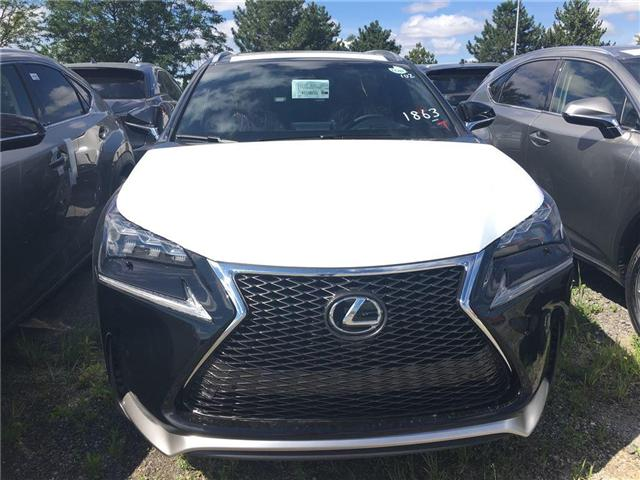 2017 Lexus NX 200t Base (Stk: 138711) in Brampton - Image 2 of 4