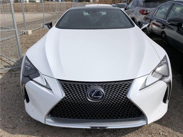 2018 Lexus LC 500h Base (Stk: 624) in Brampton - Image 2 of 5