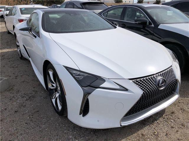 2018 Lexus LC 500h Base (Stk: 624) in Brampton - Image 3 of 5