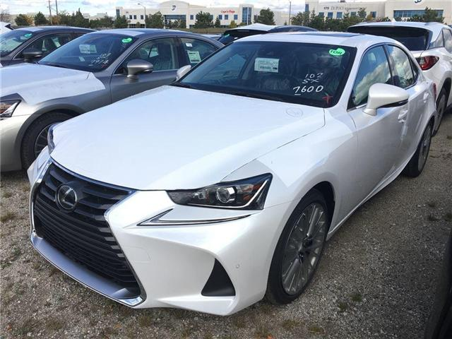 2017 Lexus IS 300 Base (Stk: 25593) in Brampton - Image 1 of 5