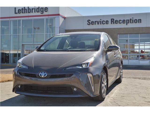 2021 Toyota Prius Technology (Stk: 1PR5842) in Lethbridge - Image 1 of 25