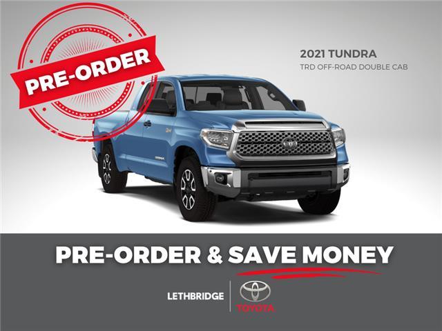 2021 Toyota Tundra SR5 (Stk: TP4UY5F1TC) in Lethbridge - Image 1 of 1