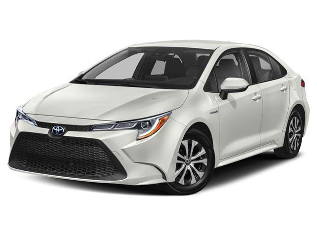 2021 Toyota Corolla Hybrid Base w/Li Battery (Stk: 1CO4326) in Lethbridge - Image 1 of 9
