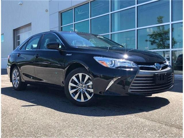 2017 Toyota Camry Hybrid XLE!! 2017 CLEAROUT !! (Stk: 31317) in Mississauga - Image 1 of 18