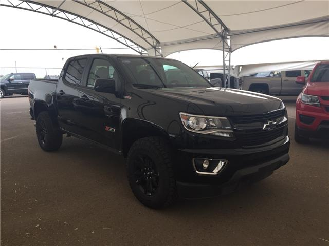 2018 Chevrolet Colorado Z71 (Stk: 163444) in AIRDRIE - Image 1 of 19