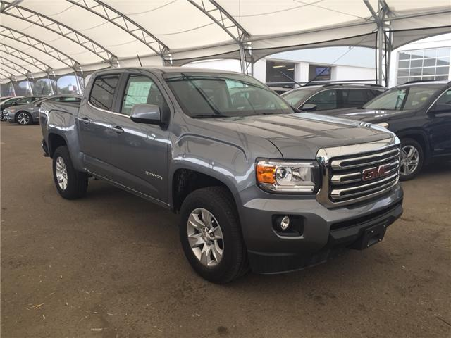 2018 GMC Canyon SLE (Stk: 163206) in AIRDRIE - Image 1 of 19