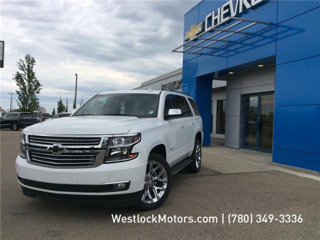 2018 Chevrolet Tahoe Premier (Stk: 18T100) in Westlock - Image 1 of 30