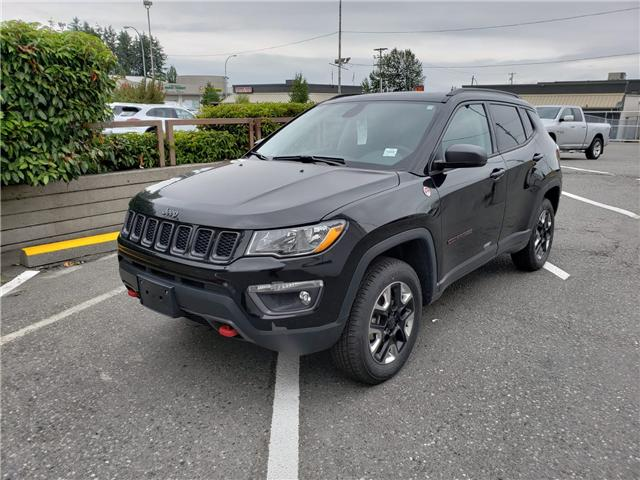 2017 Jeep Compass Trailhawk (Stk: G0025) in Abbotsford - Image 1 of 16
