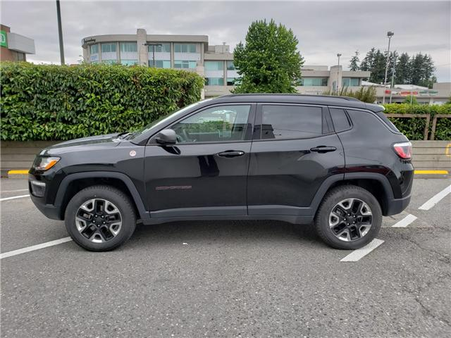 2017 Jeep Compass Trailhawk (Stk: G0025) in Abbotsford - Image 2 of 16