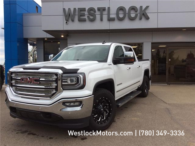 2016 GMC Sierra 1500 SLT (Stk: 18T213A) in Westlock - Image 1 of 29