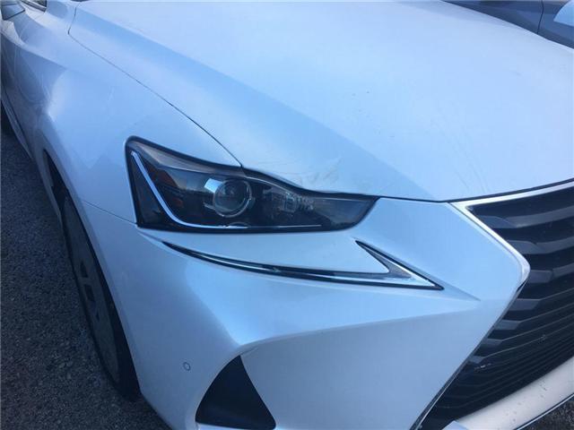 2018 Lexus IS 350 Base (Stk: 14734) in Brampton - Image 4 of 5