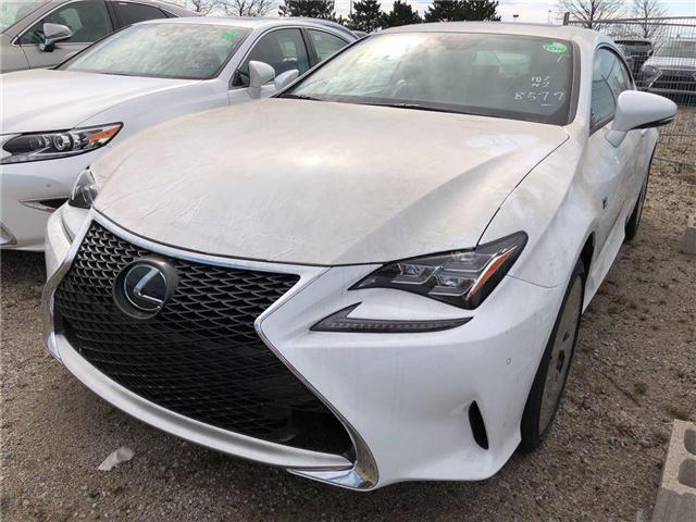 2018 Lexus RC 350 Base (Stk: 8538) in Brampton - Image 1 of 5
