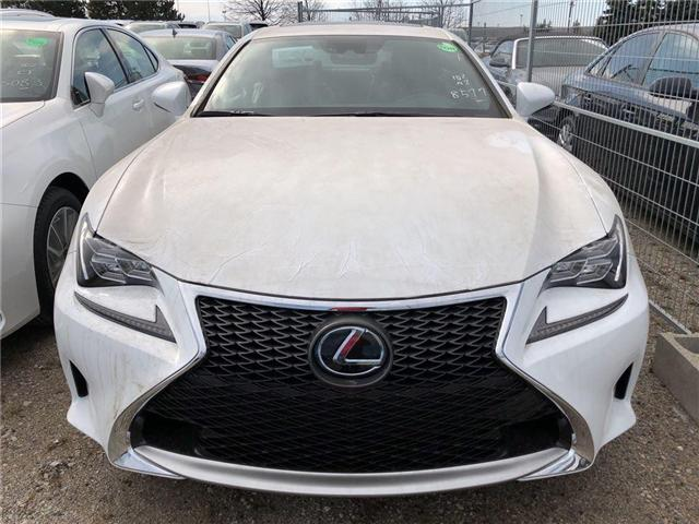 2018 Lexus RC 350 Base (Stk: 8538) in Brampton - Image 2 of 5