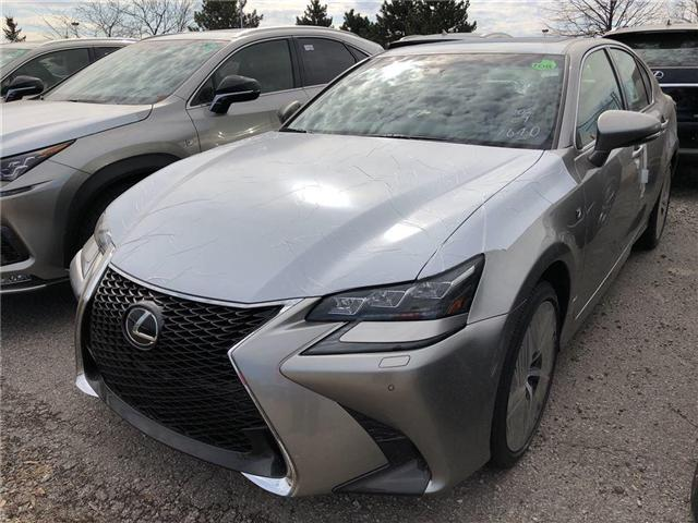 2018 Lexus GS 350 Premium (Stk: 8761) in Brampton - Image 1 of 5