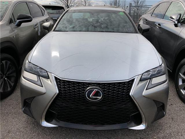 2018 Lexus GS 350 Premium (Stk: 8761) in Brampton - Image 2 of 5