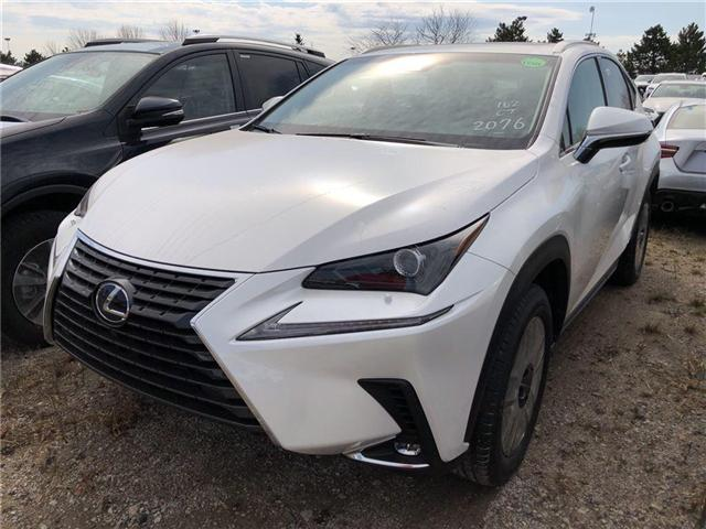 2018 Lexus NX 300h Base (Stk: 86475) in Brampton - Image 1 of 5