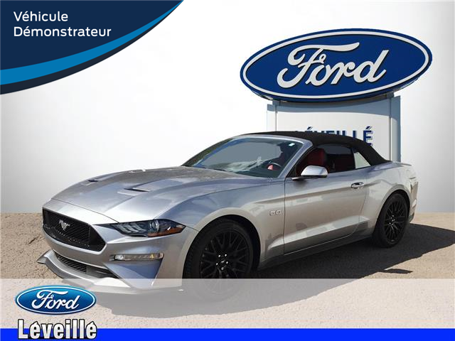 2021 Ford Mustang GT Premium (Stk: 21036) in Saint-Jérôme - Image 1 of 8