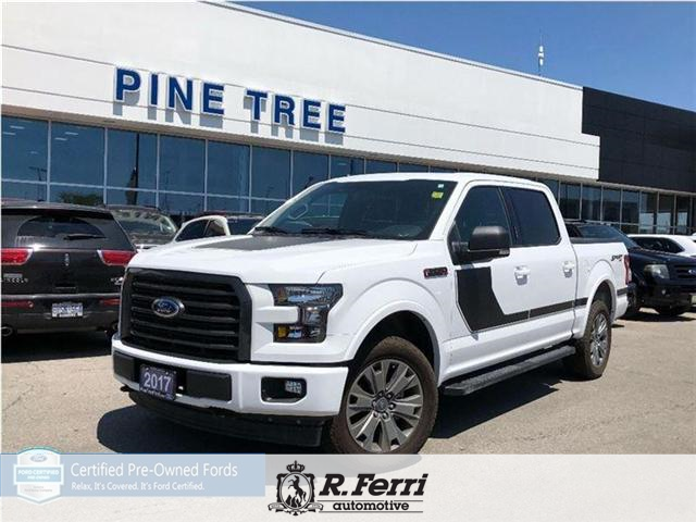3632911046 2017 Ford F-150 XLT XLT at  46880 for sale in Vaughan - Ferrari of ...