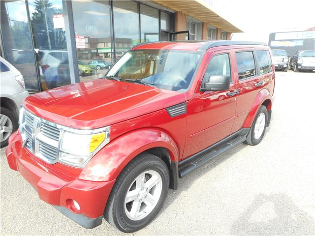 2007 Dodge Nitro SLT/RT (Stk: PZ1480) in Regina - Image 2 of 17