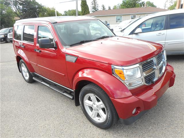 2007 Dodge Nitro SLT/RT (Stk: PZ1480) in Regina - Image 1 of 17