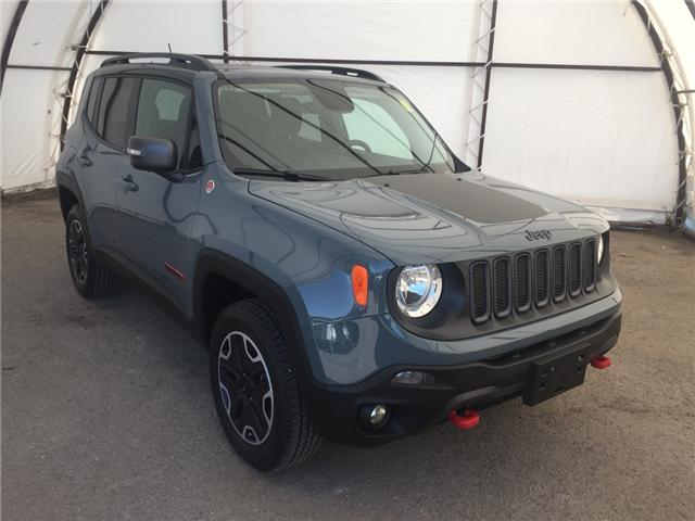 2016 Jeep Renegade Trailhawk (Stk: 180109A) in Ottawa - Image 1 of 23