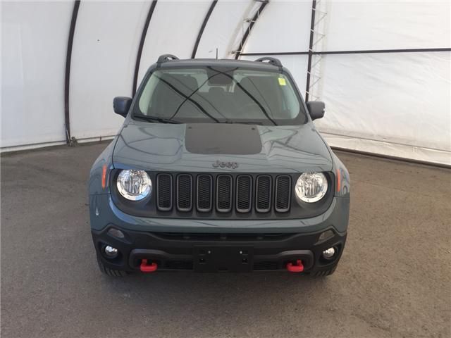 2016 Jeep Renegade Trailhawk (Stk: 180109A) in Ottawa - Image 2 of 23