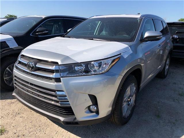 2018 Toyota Highlander Limited (Stk: 887176) in Brampton - Image 1 of 5