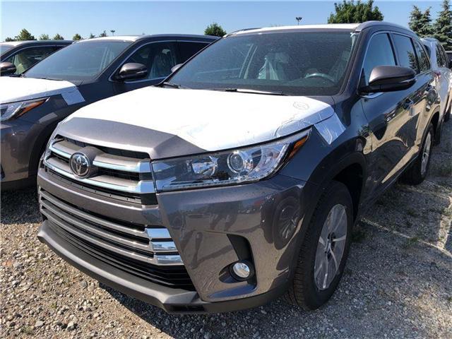2018 Toyota Highlander XLE (Stk: 554682) in Brampton - Image 1 of 5