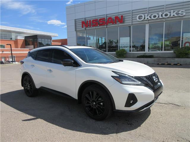2021 Nissan Murano Midnight Edition (Stk: 11521) in Okotoks - Image 1 of 26