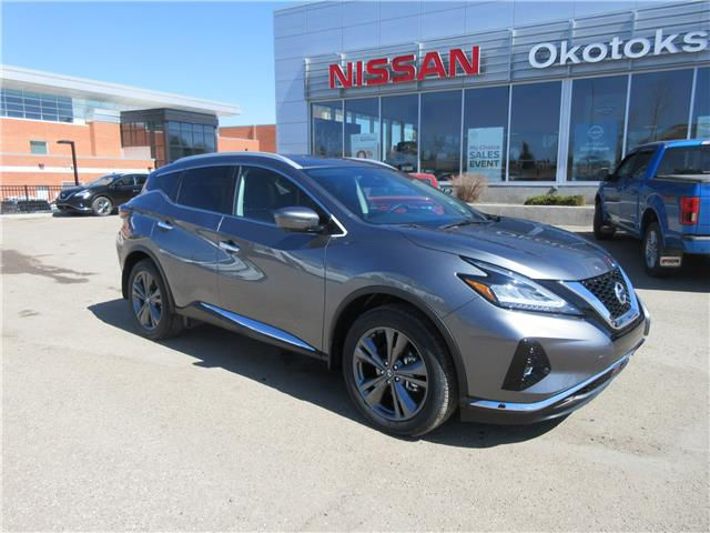 2021 Nissan Murano Platinum (Stk: 11681) in Okotoks - Image 1 of 25