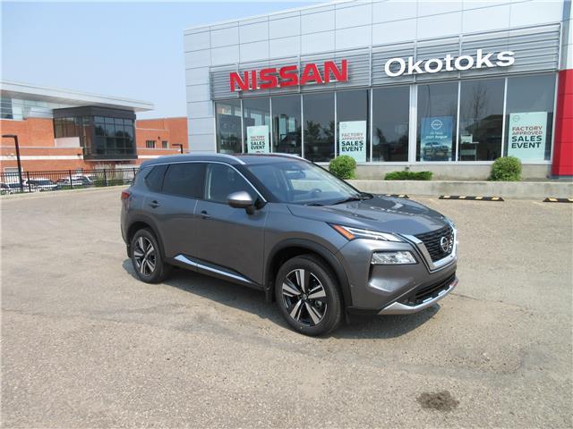 2021 Nissan Rogue Platinum (Stk: 11649) in Okotoks - Image 1 of 27