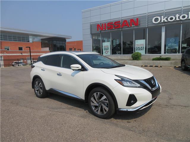2021 Nissan Murano SL (Stk: 11631) in Okotoks - Image 1 of 25