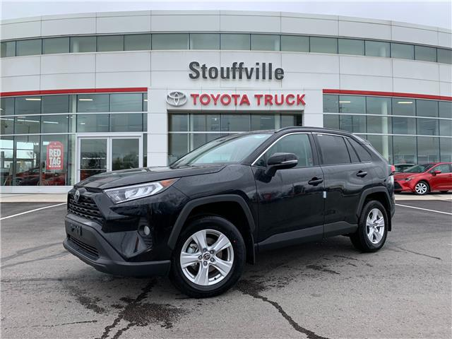 2021 Toyota RAV4 XLE (Stk: 210593) in Whitchurch-Stouffville - Image 1 of 27