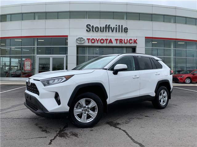 2021 Toyota RAV4 XLE (Stk: 210685) in Whitchurch-Stouffville - Image 1 of 28