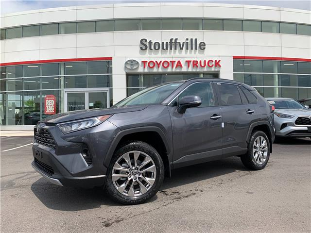 2021 Toyota RAV4 Limited (Stk: 210465) in Whitchurch-Stouffville - Image 1 of 26