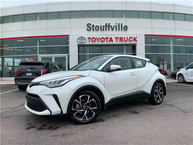 2021 Toyota C-HR XLE Premium (Stk: 210764) in Whitchurch-Stouffville - Image 1 of 23